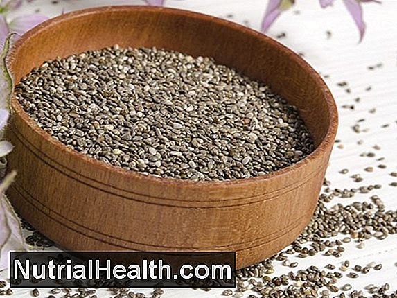 Chia Seed Nutrition