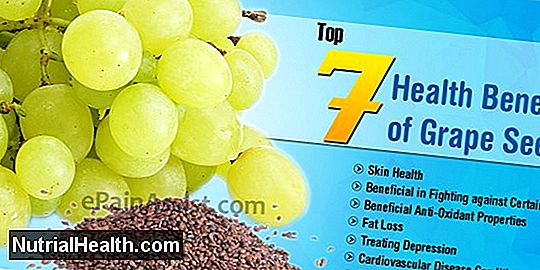 Grape Seed Oil Health Benefits