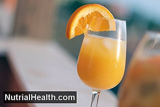 Iron Supplements & Orange Juice
