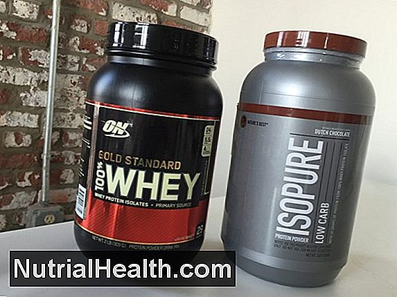 Refeições saudáveis: Whey Isolate Vs. Whey Blend