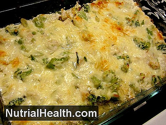 Low Carb Chicken Casseroles