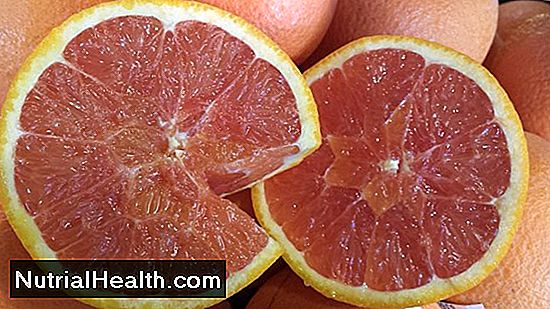 Pasti sani: Blood Vs. Navel Oranges